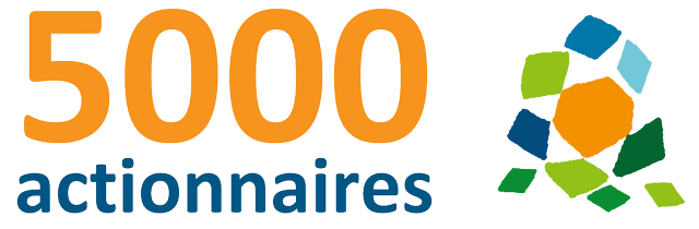 5000 actionnaires